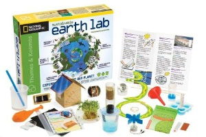 National Geographic Offers Science Kits