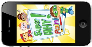 Super Why Can Make You a Mobile Artist