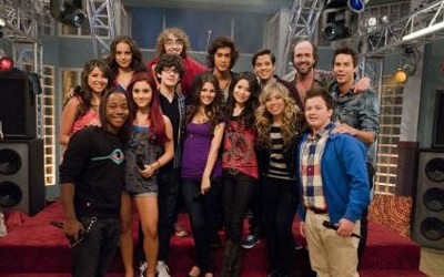 Nickelodeon Presents iParty with Victorious