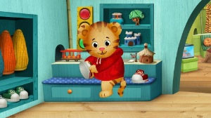 Animated Preschool Series with Daniel Tiger