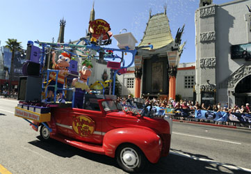 Disney Hollywood Premiere for Phineas and Ferb