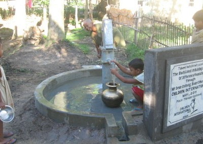 Water Wells to Serve Children in India