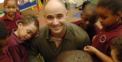 Andre Agassi Grand Slam for Children Education
