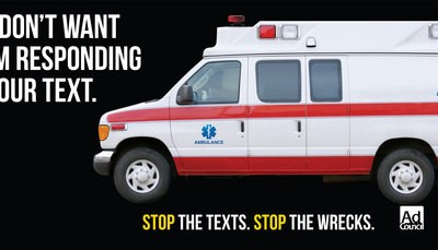 Stop the Texts and Stop the Wrecks