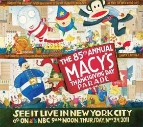 Macy's Thanksgiving Day Parade for Holidays