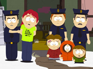 The Poor Kid in the South Park