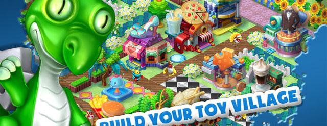Toy Village App