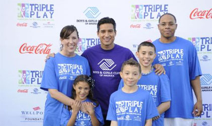 Triple Play Fit Family Challenge