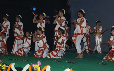 Shiksha Bharati Blends Education with Culture