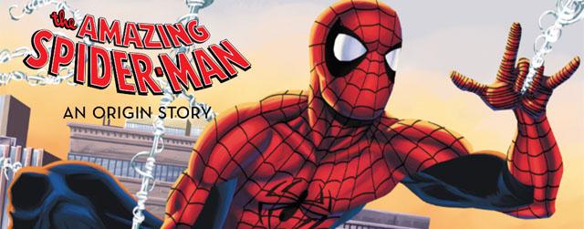 Spider-Man Storybook App