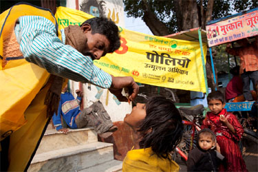 Bill Gates Praises India's Fight against Polio