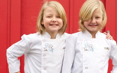 Cuties Calling Twin Chefs for Healthy Eating
