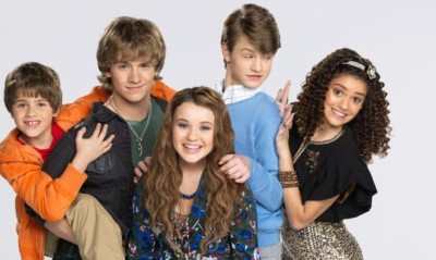 New Tween Comedy Series Life with Boys