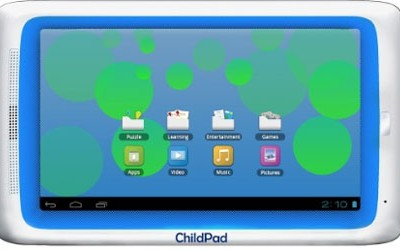 Child Pad Comes as a Kid-Friendly Tablet