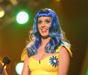 Katy Perry for Kids' Choice Awards