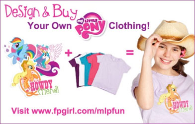 My Little Pony Fashion Design Studio for Girls