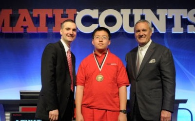 Meet the Mathcounts Champion Chad Qian
