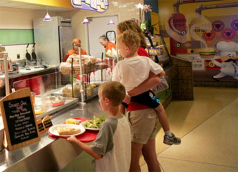 "Children's Museum Offers ""Kids LiveWell"" Options"