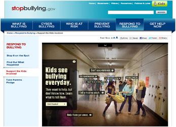 Bullying Prevention Ads to Empower Parents