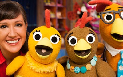 The Chica Show of Sprout for Preschoolers