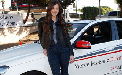 Mercedes-Benz Program for Teen Driver Safety Week