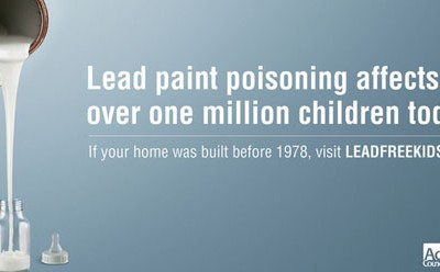 Get Your Home and Child Tested for Lead