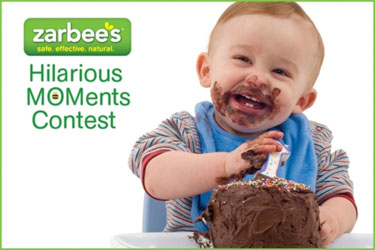 Zarbee's Kicks Off Hilarious Moments Contest