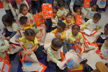 First Book Gives 100 Mn Books to Kids in Need
