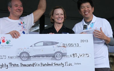 Hyundai Brings Hope for Children Battling Cancer