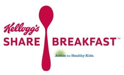 Kellogg's Breakfast for Children in Need