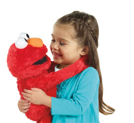 Hasbro Playskool in New Sesame Street Collection