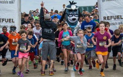 Ironkids Galveston Fun Run for Healthy Living
