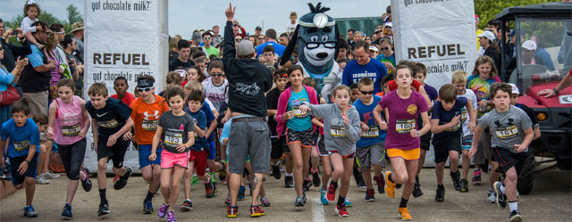 Ironkids Galveston Fun Run
