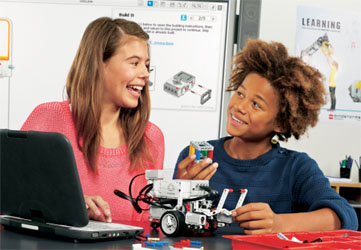 Lego Mindstorms Platform for Classrooms