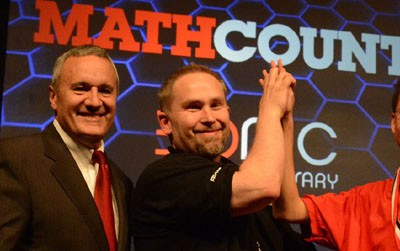 Alec Sun Wins Raytheon Mathcounts Competition