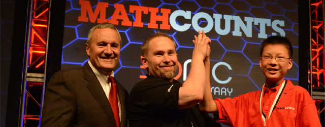 Raytheon Mathcounts Competition