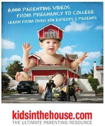 Kids In The House Video Parenting Site