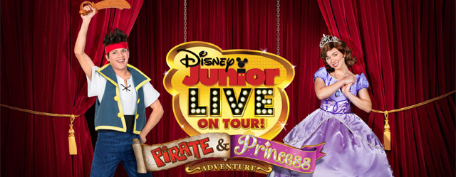 Pirate and Princess Adventure