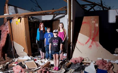 Helping Children after Oklahoma Tornado