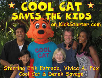 Cool Cat Film Project on Kickstarter