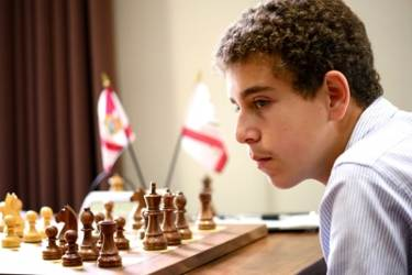 Daniel Naroditsky Wins Youth Chess Event