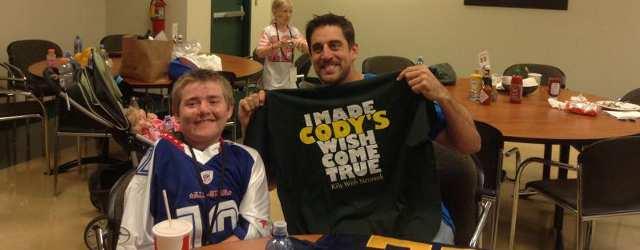 Kids Wish Network's Gift for Cody Monroe