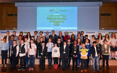 Panasonic Kids School Global Awards
