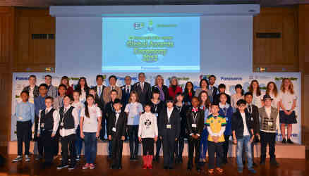 Panasonic Kids School Global Awards Ceremony