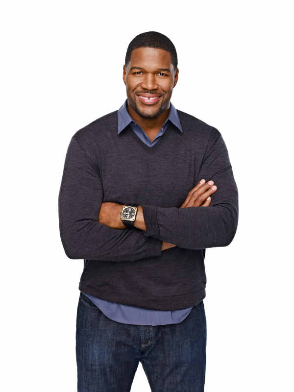 michael strahan to host kids 39 sports awards show. Black Bedroom Furniture Sets. Home Design Ideas