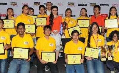 Soha Ali Khan Announces India's Spelling Champion