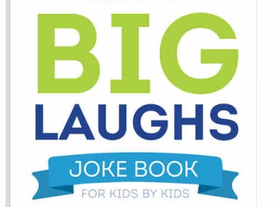 Little Book – Big Laughs Joke Book for Kids
