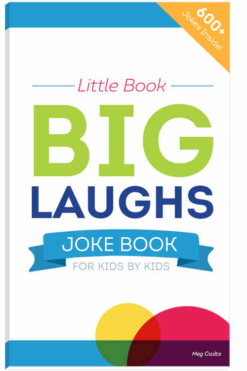 Little Book – Big Laughs Joke Book