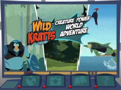 PBS KIDS Releases Wild Kratts World Adventure App