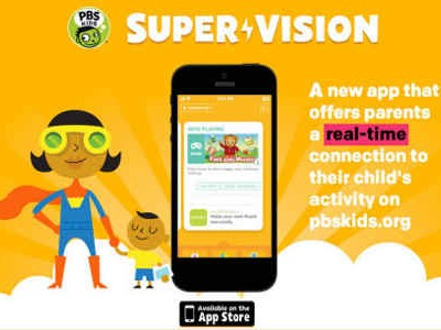 PBS KIDS Super Vision App for Parents